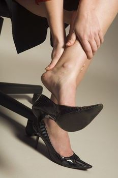 Alternative treatment For Sprained Ankle And Ankle Pain